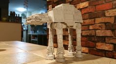 Starwars  AT AT Papercraft