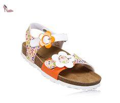 Kids Sandals, Junior, Baby Shoes, Cherry, Orange, Link, Clothes, Fashion, Woodwind Instrument