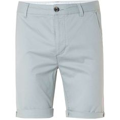 TOPMAN Light Green Stretch Skinny Chino Shorts ($29) ❤ liked on Polyvore featuring men's fashion, men's clothing, men's shorts, khaki, mens khaki shorts, mens long khaki shorts, mens chino shorts, mens long shorts and mens stretch waist shorts