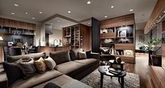 モデルルーム|名古屋駅の新築マンション | ザ・プラセシオン名古屋駅【公式サイト】 Interior Photography, First Home, House Design, Couch, Living Room, Interior Design, Furniture, Home Decor, Lofts