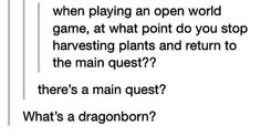My friends all have this problem.  I'm the only one that goes for main quests.