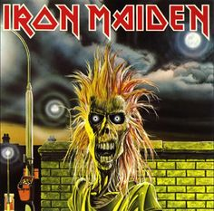 Iron Maiden introduced me to heavy metal ten years ago! Their first album is still one of my favorite one with amazing songs as Phantom of the Opera. I also really like Paul Di'anno's vocal through all the album. If you like old school heavy metal, please check my band www.trainwreckarchitect.com