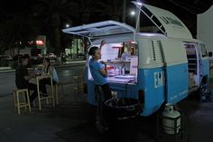 combi food truck - Google Search