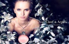 Muzyka z reklamy perfum Van Cleef & Arpels Rêve