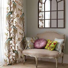 Flur Diele Wohnideen Möbel Dekoration Decoration Living Idea Interiors home corridor - feminine Flur
