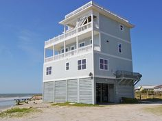 House vacation rental in Folly Beach from VRBO.com! #vacation #rental #travel #vrbo