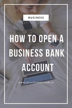 How to Open a UK Business Bank Account When You're Self Employed Opening A Small Business, Small Business Banking, Small Business Insurance, Small Business Administration, Small Business Start Up, Business Tips, Online Business, Online Bank Account, Business Bank Account