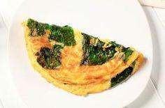 Lean Green Omelette