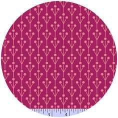 Marcus Fabrics, Color Love, Sprouts Magenta