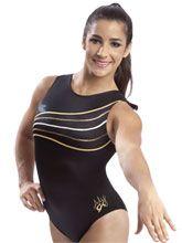 Under leotards gymnastics armour