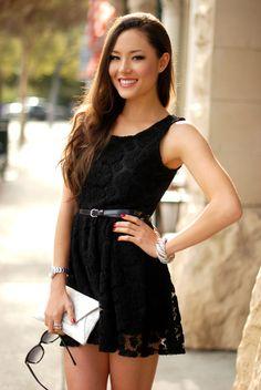 New fashion style - 2013 fashion trends, fashion design - fashion blog: Little Black Dress