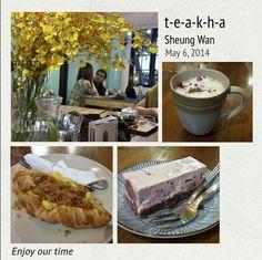teakha at Hong Kong .