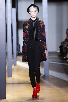 Kiki Georgiou reports on the John Galliano show - John Galliano @ Paris Womenswear A/W 2015 - SHOWstudio - The Home of Fashion Film