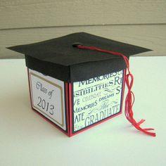 Custom Personalized Graduation Exploding Box by BGardenCreations e78889eb55fd