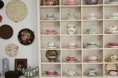 A love for tea cups