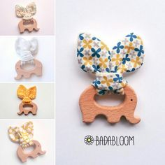 Check out our baby & toddler toys selection for the very best in unique or custom, handmade pieces from our shops. Diy Baby Gifts, Newborn Baby Gifts, Baby Crafts, Baby Sewing Projects, Baby Box, Baby Teethers, Montessori Toys, Sewing Toys, Diy Toys