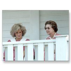 No.176 Ii-Princesa Diana do HM rainha Elizabeth Cartao Postal por picturestation