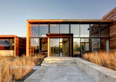 sams creek, NY by bates masi architects: the proof that money can make anything pretty!