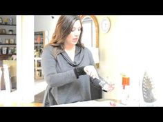 """We're proving if you can use cooking spray for easy candle wax removal in votives and dryer sheets for cleaning your iron. is it a """"pinner? Candle Wax, Candles, Life Organization, Scentsy, Cleaning, Coat, Iron, Household Tips, Preserve"""