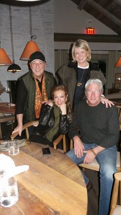 Other guests of the restaurant that night were Tommy and Thalia Mottola, and Richard Gere.