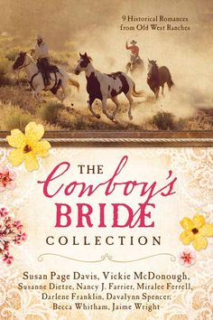 """<p>Today Davalynn Spencer is graciously answering questions about her writing life. Davalynn's novella, """"The Wrangler's Woman"""" is included in Barbour'sThe Cowboy's Bride collectionavailable in stores and online. Don't worry, I have all the links and book info below! Let's get…</p>"""