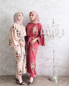 Kebaya Muslim, Muslim Dress, Hijab Dress, Hijab Outfit, Kebaya Hijab, Islamic Fashion, Muslim Fashion, Modest Fashion, Fashion Outfits