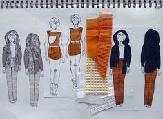 Fashion and Textile Design: Bernice Arriagada