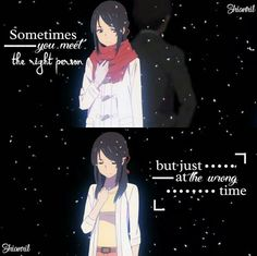 Anime:Kimi no Na wa Your Name Quotes, Cute Quotes, Sad Anime Quotes, Manga Quotes, Kimi No Na Wa, Quotes Deep Feelings, Mood Quotes, Your Name Anime, A Silent Voice