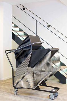 ALINE chair | Design: Andreas Störiko I By Wilkhahn | #alineI I #london