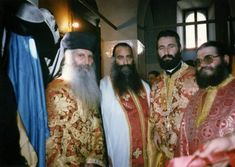 Metropolitan Pavlos of Siatista A Hierarch of Fire Orthodox Icons, Holidays And Events, Holiday Parties, Party, Byzantine Icons, Greece, Saints, Fire, Pictures