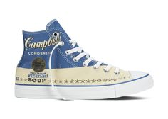 CONVERSE CELEBRATES THE CREATIVE SPIRIT OF ANDY WARHOL