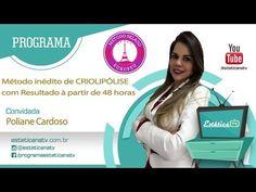CRIOLIPÓLISE 360° - NOVA MANOPLA PROMETE 500% A MAIS DE RESULTADO NA GORDURA LOCALIZADA - Programa Estética na TV