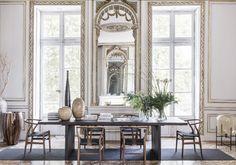 Maison HAND - réalisation appartement Lyon Bellecour - Photos Felix Forest