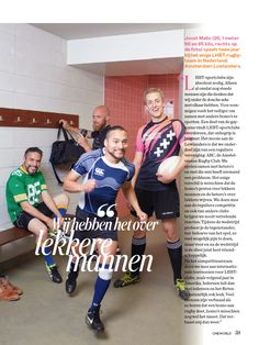 OneWorld magazine nr 8, 2015- Photography Mieke Meesen- Picture editor Anja Koelstra #OneWorld #rozesportclubs Picture Editor, My Portfolio, First World, Rugby, Basketball Court, Magazine, Club, Sports, Pictures