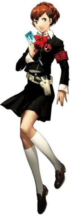 Female Protagonist - Persona 3 for the PSP.