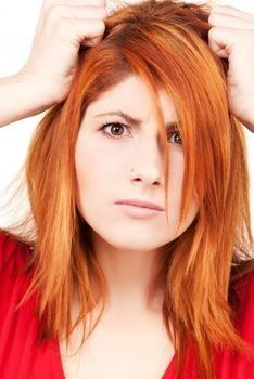 There are several ways to care of the beauty of the hair, so to prevent such unfortunate cases, and others that solve them, in case they already confronted with. Check it out your self at http://www.nomoredryscalp.com