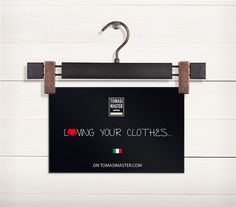 Loving your clothes #love #clothes #hangers