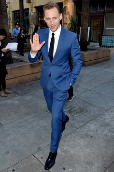 Doesn't get much better than this! Everytime Tom Hiddleston Looked Awesome Wearing A Suit Photos | GQ - http://www.gq.com/gallery/tom-hiddleston-style-look-book-suits?mbid=social_twitter