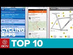 Cycling Apps - Videos - The Cycling Bug
