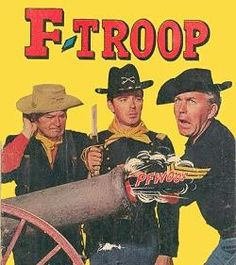 F-TROUP #1 FN comic~1st Hit Issue based on Popular TV Series of the '60's