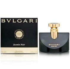 Bvlgari Jasmin Noir Perfume By Bvlgari For Women