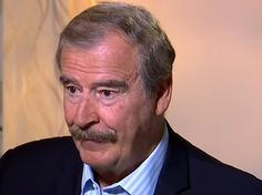 "Former Mexican President Vicente Fox to Trump: I'm Not Paying ""For That F***ing Wall"" 