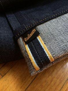Best Indoor Garden Ideas for 2020 - Modern Japanese Selvedge Denim, Japanese Denim, Short Jeans Feminina, Azul Indigo, Style Urban, Mode Jeans, Denim Branding, Raw Denim, Denim Fashion