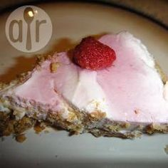 Plain no-bake cheesecake @ allrecipes.co.uk