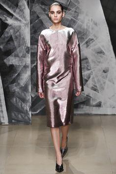 Jil Sander Fall 2016 Ready-to-Wear Fashion Show - Romy Schonberger