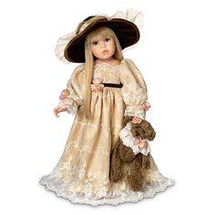 "Linda Rick ""Catherine"" Victorian-Style Child Doll With Dressed Teddy Bear by Ashton Drake Ashton Drake http://www.amazon.com/dp/B005JTEWLK/ref=cm_sw_r_pi_dp_7aFJwb0E5EN9R"