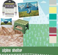 Home Interiors Report Fall/Winter 2011-2012  Alpine Shelter
