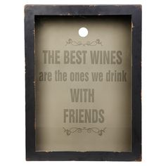 Best Wines Cork Holder - Wine Country