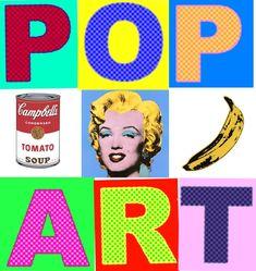 ab diseño: Pop Art
