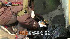 """진짜 사나이 - """"1시간 안에 임무를 완수하라~!"""" 대항군이 향하는 곳은 인천 컨테이너 부두! 인천항만에서 펼쳐질 그들의 운명은...."""